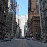 Manhattan street closure
